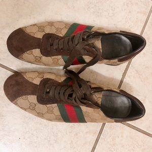 Authentic Vintage Gucci Sneakers